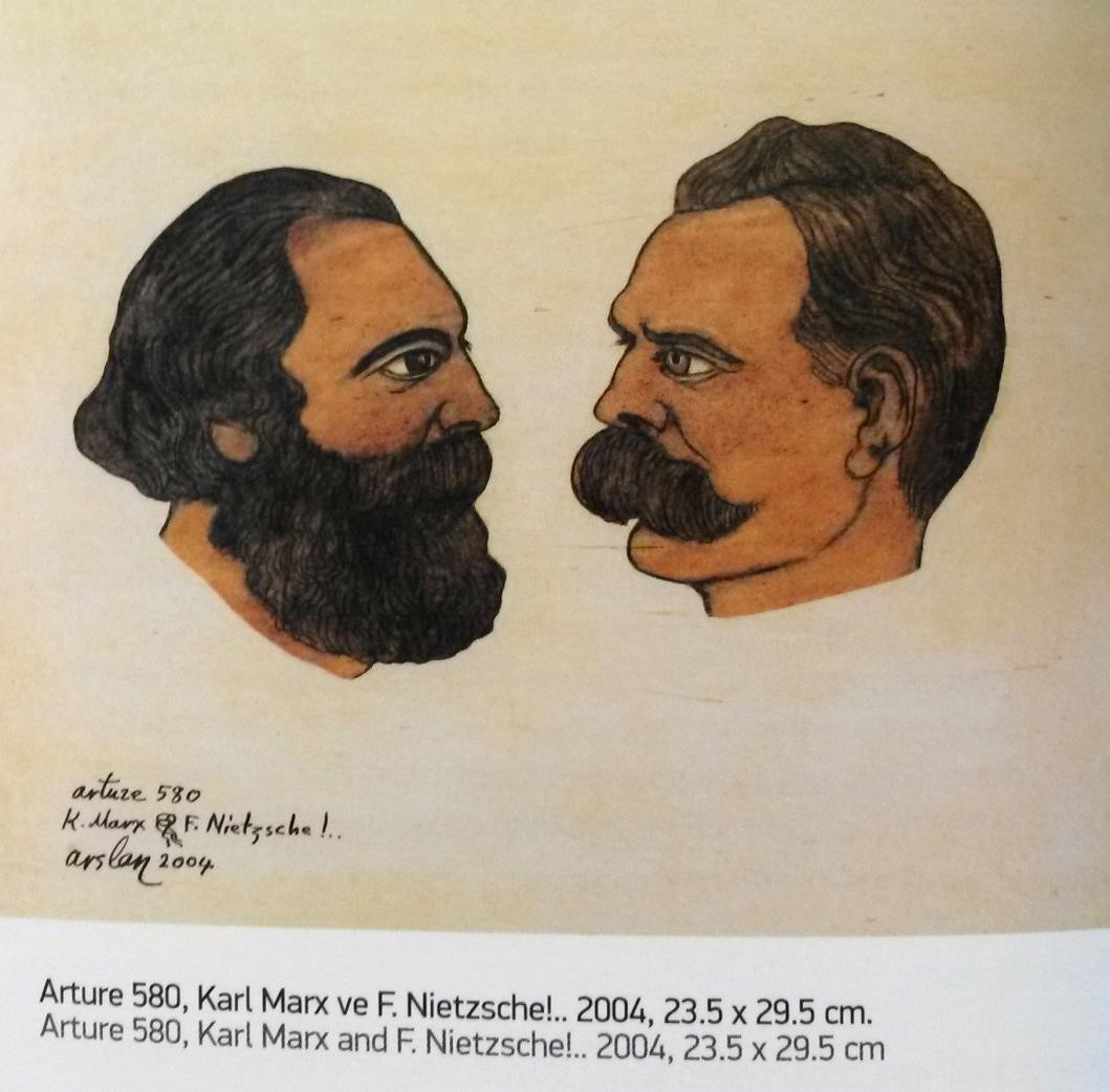nietzsche and marx on identity What was nietzsche's opinion of karl marx it seems nietzsche would have despised marx but marx might have also assessed the same problems that he did although.