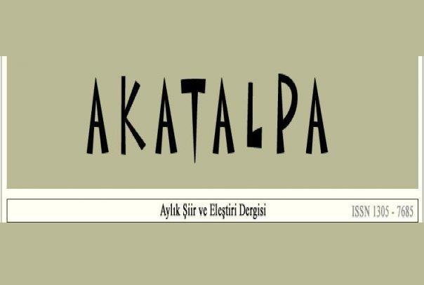 Bu yazının özgün metni Akatalpa'nın Ocak 2017 sayısında yer almaktadır.