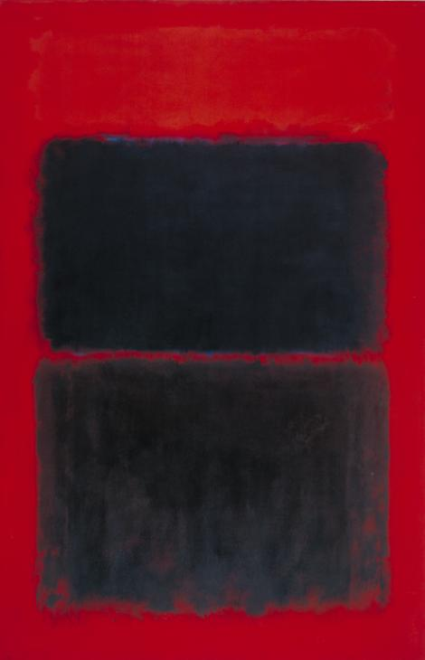 Light Red Over Black 1957 Mark Rothko 1903-1970 Purchased 1959 http://www.tate.org.uk/art/work/T00275