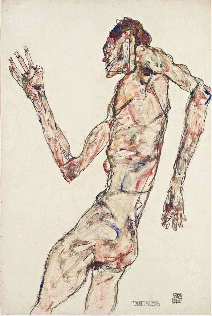 688px-Egon_Schiele_-_The_Dancer_-_Google_Art_Project