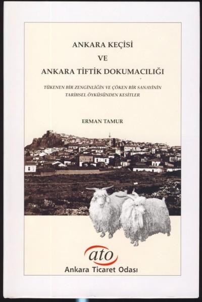 Ankara Keçisi kitap kapağı